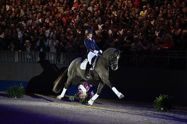 Valegro retirement Olympia