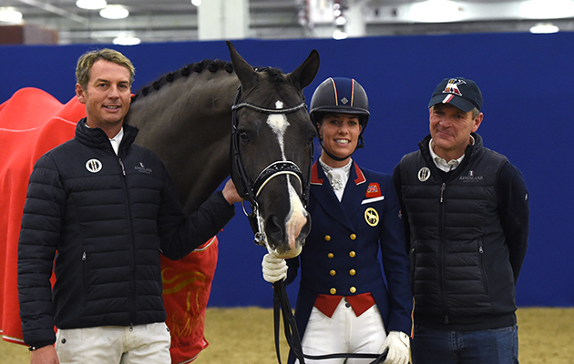 Valegro helps raise funds for his local RDA group 3ad3e0ca8