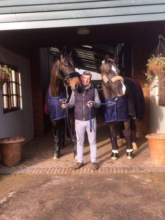 Alan with Nip Tuck and Valegro