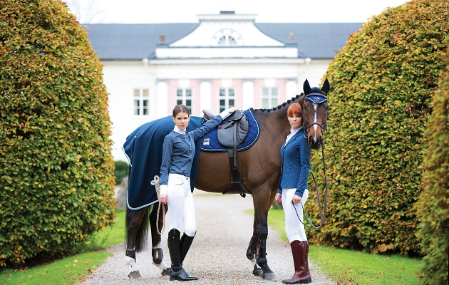 Official World Equestrian Games clothing supplier