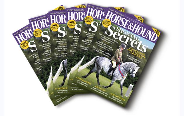 Horse & Hound unveils exciting new look - Horse & Hound