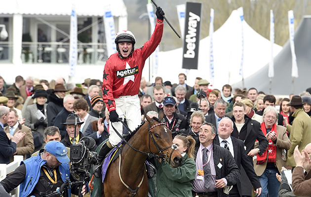 Cheltenham Festival free bets Blaklion Ryan Hatch 2016