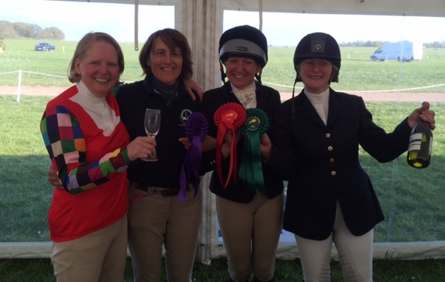 Wobbleberries are go! Riders bag exciting results as charity challenge begins - Horse & Hound