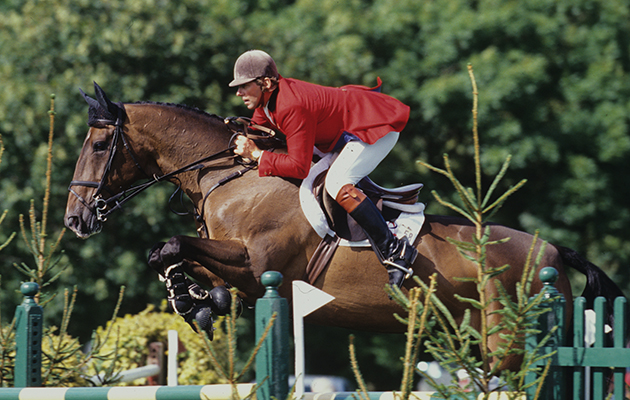 Nick Skelton , Hickstead , Hopes Are High 1999