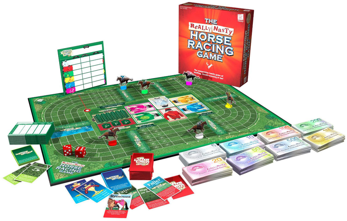 9 fantastic easter gifts with an equestrian twist horse hound the aim with this game is to end up with the most prize money by winning it through betting on your horse or by secretly backing another negle Gallery