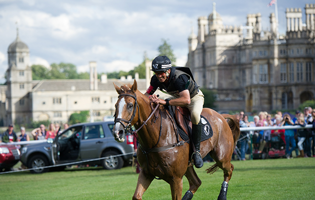 Burghley Horse Trials 2018 dates