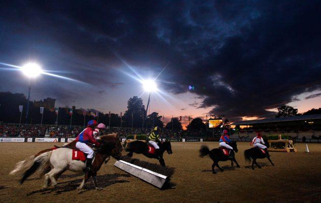 Royal Windor Horse Show accommodation