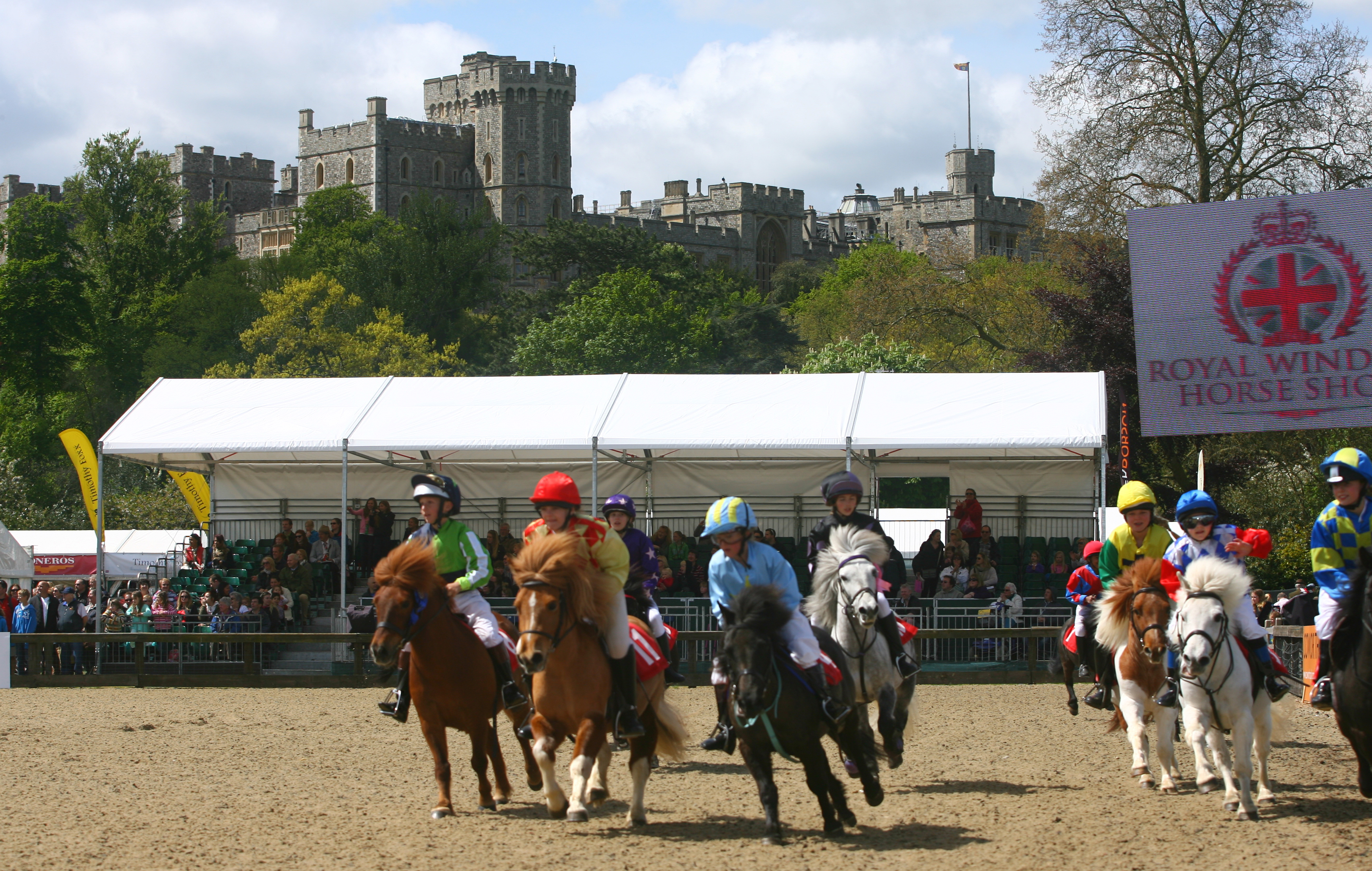 royal windsor horse show tickets