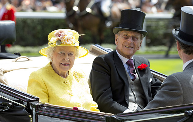 Prince Philip book of condolence Prince Philip and The Queen, pictured arriving at Royal Ascot in 2015.