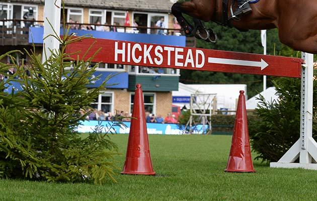 Hickstead Speed Derby