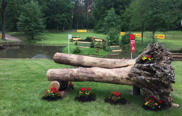 Luhmühlen cross-country course