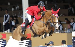 GCL of Shanghai - Team London Knights - Ben Maher on Don Vito - Shanghai,28th april 2017 - ph.Stefano Grasso/GCL