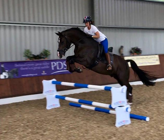 Valegro Turns His Hoof To Jumping And This Time It S For
