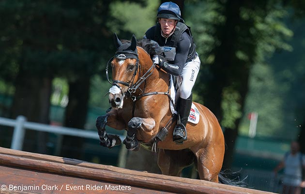 Oliver Townend ERM Cooley Master Class