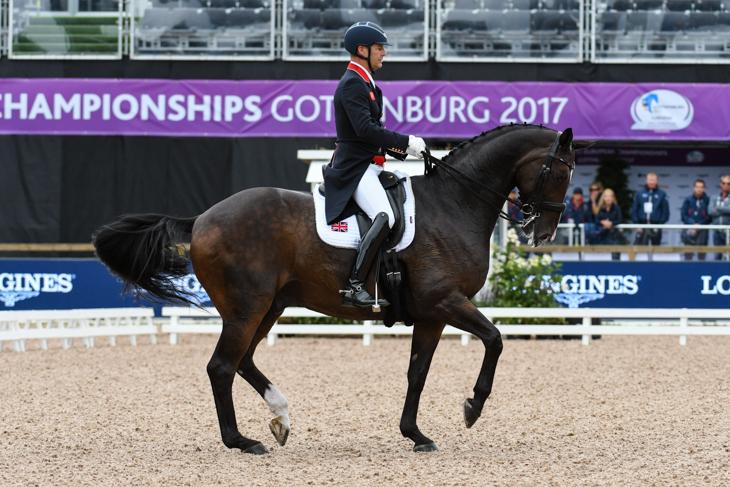 Spencer Wilton, British dressage rider - Horse & Hound