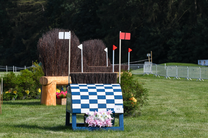 European Eventing Championships cross-country course