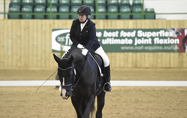 Meet the Europeans-bound British para rider who is fighting a 'death sentence'