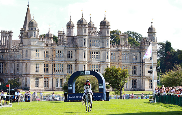 eyes and ears plea after thefts at burghley and
