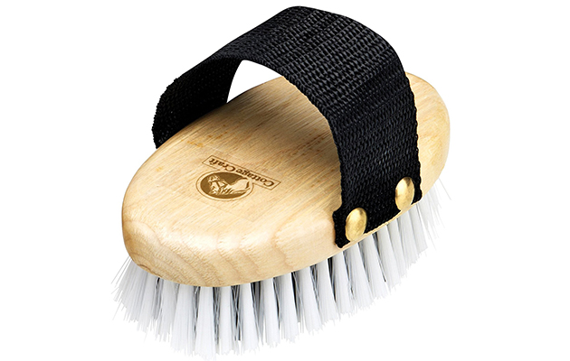 Best horse grooming brushes: Cottage Craft Mix-Bristle body brush