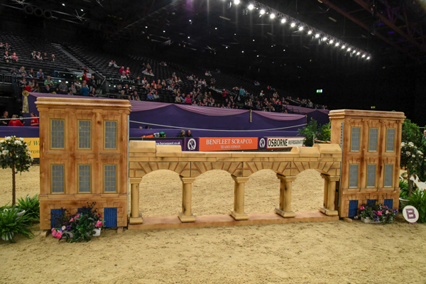 hoys working hunter course pictures