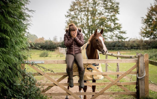 Bullying and mental health challenges in the equestrian n=industry