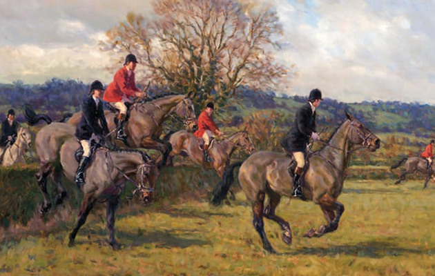 Popular horse charity christmas cards 2016 countryside alliance reheart Gallery