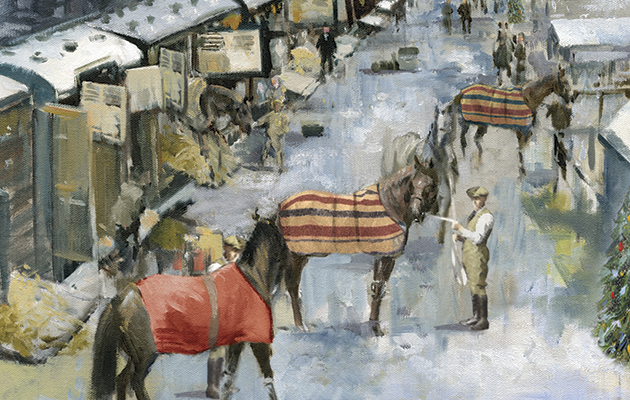 the injured jockeys fund - Animal Charity Christmas Cards