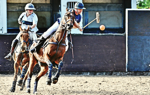 A Different Option To The Gym London Workers Can Try Polo