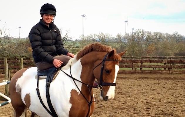 side-saddle hunting