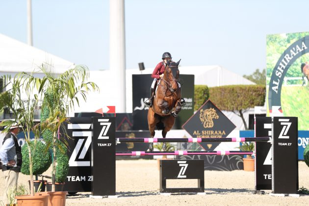 Georgia Tame's jet set showjumper blog: the kind of news that means you have t...