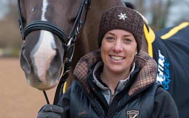Charlotte Dujardin Why Cross Country Terrifies Me And