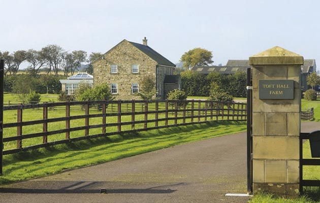 equestrian properties for sale in northumberland