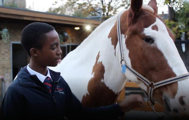 Ebony Horse Club video