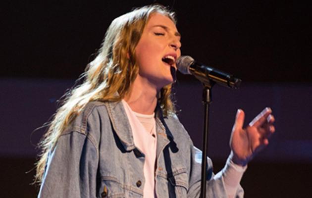Eliza Gutteridge The Voice