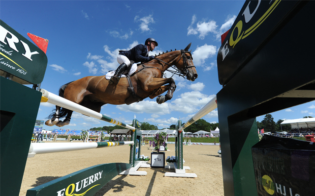 Anthony Condon Equerry grand prix winner