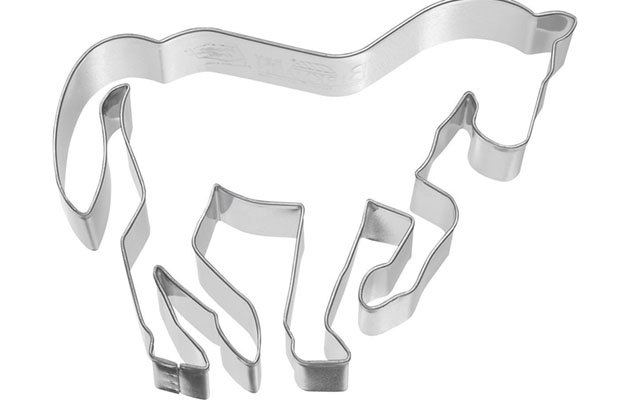 9 fantastic easter gifts with an equestrian twist horse hound why not add some horse shaped biscuits to your easter day feasting this cookie cutter is 11cm wide and can be used on many other occasions negle Gallery