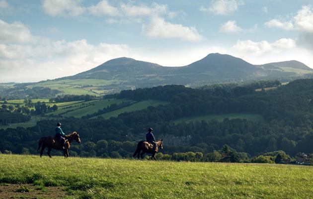scotland riding holidays