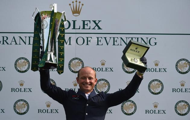 Rolex Grand Slam of Eventing - Michael Jung Nixo