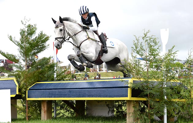Badminton Horse Trials running order: Caroline Powell first to ride with Up Up And Away
