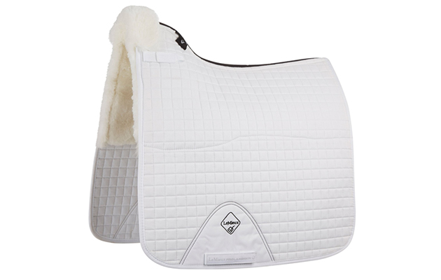 Must-have dressage squares and competition saddlepads for this season