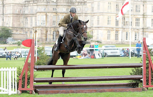 party trick and nick gauntlett burghley 2016