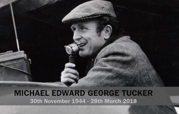 Mike Tucker memorial service