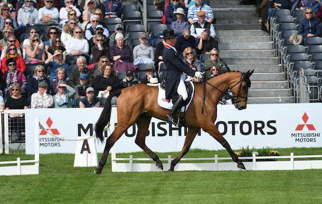 Oliver Townend Burghley