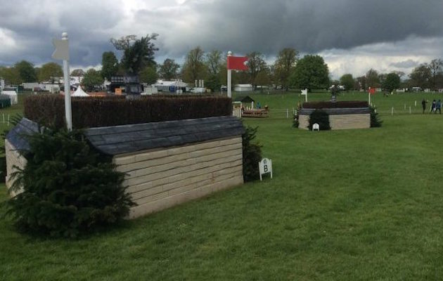 2018 Badminton cross-country course rider reactions