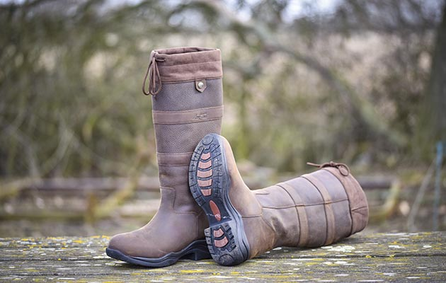 c55b31bf2e7 Mark Todd Country Boot MkII review