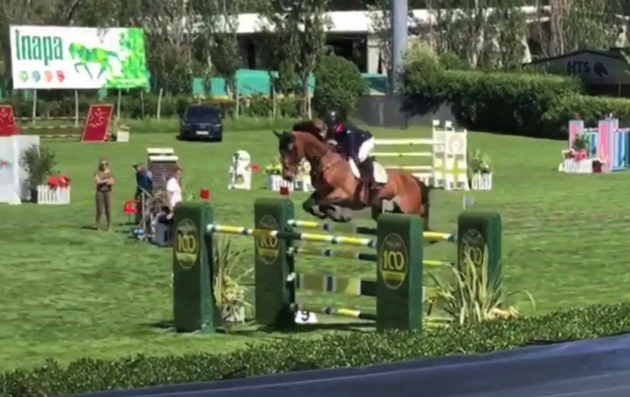 Georgia Tame's jet set showjumper blog: a feeling that will stick with me for ...