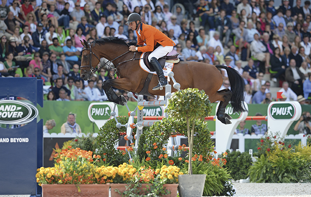 World Equestrian Games 2018 showjumping riders