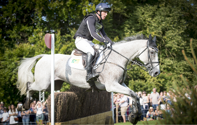 Burghley entries 2018