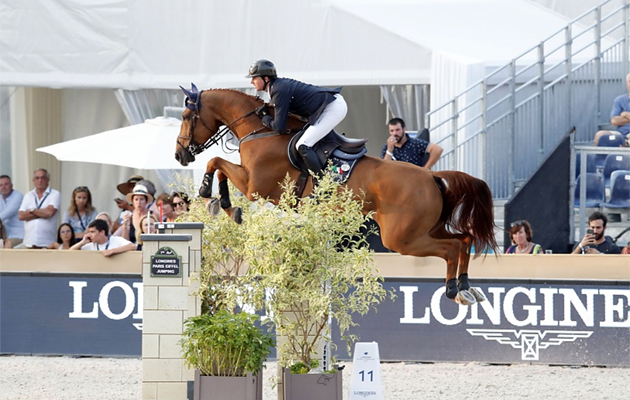 Ben Maher and Explosion W, picture by Stefano Grasso/LGCT
