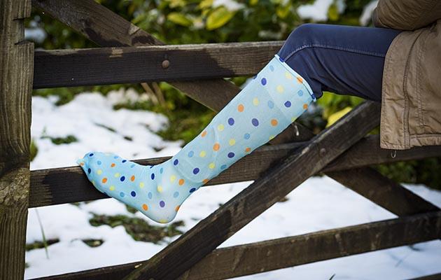 Best welly socks: Soxtrot UK socks